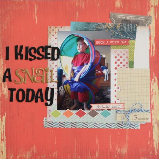 KissedASnail