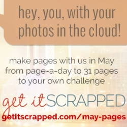 Page A Day in May